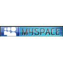 Myspace SteelBlue icon