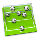 Football, Goal, soccer, sport LawnGreen icon