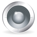 speaker, music DimGray icon