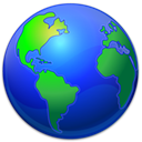 global, world, earth, planet Black icon