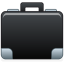 Briefcase DarkSlateGray icon