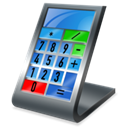 math, calculator Black icon