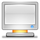 monitor Gainsboro icon