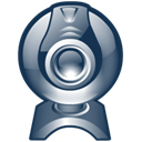 Webcam DarkSlateGray icon