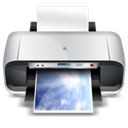 printer, Print Black icon
