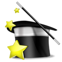 wizard Black icon