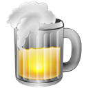 beer, Alcohol Black icon