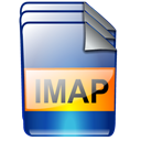 documents, imap Black icon