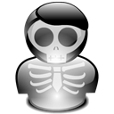 Radiology Black icon