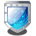 Protection Black icon