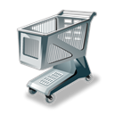 shopping, Cart Black icon