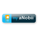 Anobii, large, Blue DarkSlateGray icon
