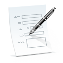 Journal, register, registration, Service, table, reviews WhiteSmoke icon