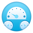 Dashboard MediumTurquoise icon