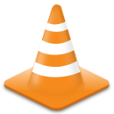 Traffic, Vlc DarkOrange icon