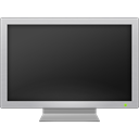 Computer, screen, monitor DarkSlateGray icon