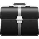 suitcase, Business, travel, job, case, work, Briefcase, Bag, employment, career DarkSlateGray icon
