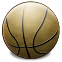 Basketball DarkOliveGreen icon