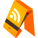 Rss, feed, matches Orange icon