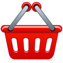 Basket Red icon