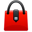 purse Red icon