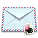 messages, Email, envelope, mail LightCyan icon