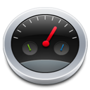 Fast, speed, power, settings, performance DarkSlateGray icon
