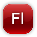 Flash Maroon icon