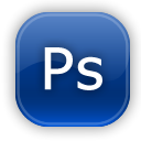 photoshop MidnightBlue icon