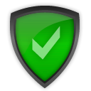 shield, Antivirus, Accept Icon
