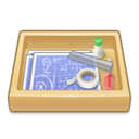 tools DarkKhaki icon