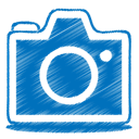 Blue, 10 DarkCyan icon