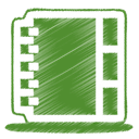 green, 03 OliveDrab icon
