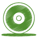 green, 07 OliveDrab icon