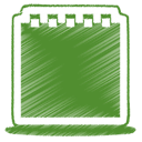 34, green OliveDrab icon