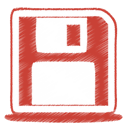 red, 36 Firebrick icon