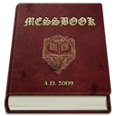 Book Maroon icon