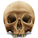 skull, halloween, death, kill Black icon