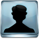 user, person LightSteelBlue icon
