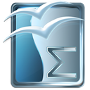 Ooo, math LightSteelBlue icon