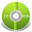 rom, Cd YellowGreen icon