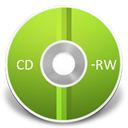 Rw, Cd YellowGreen icon
