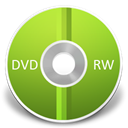 Rw, Dvd YellowGreen icon