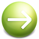 Arrow, right OliveDrab icon
