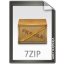 7zip Snow icon