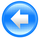 Arrow, Back DodgerBlue icon