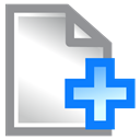 erdit, document LightSlateGray icon