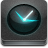 Alarm, Clock DarkSlateGray icon