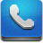 Dialer SteelBlue icon