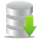 Database, download DarkGray icon